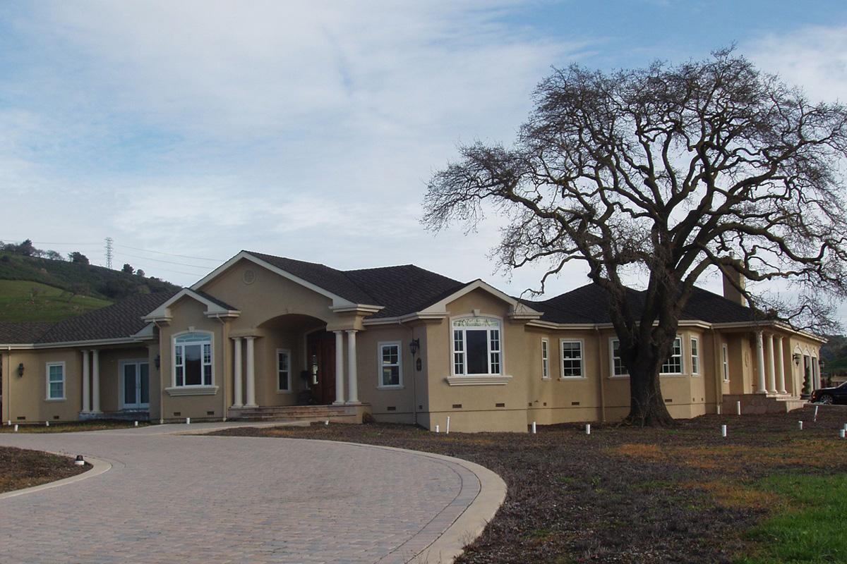 Fenolio Construction Inc. San Jose Ca New Custom Home