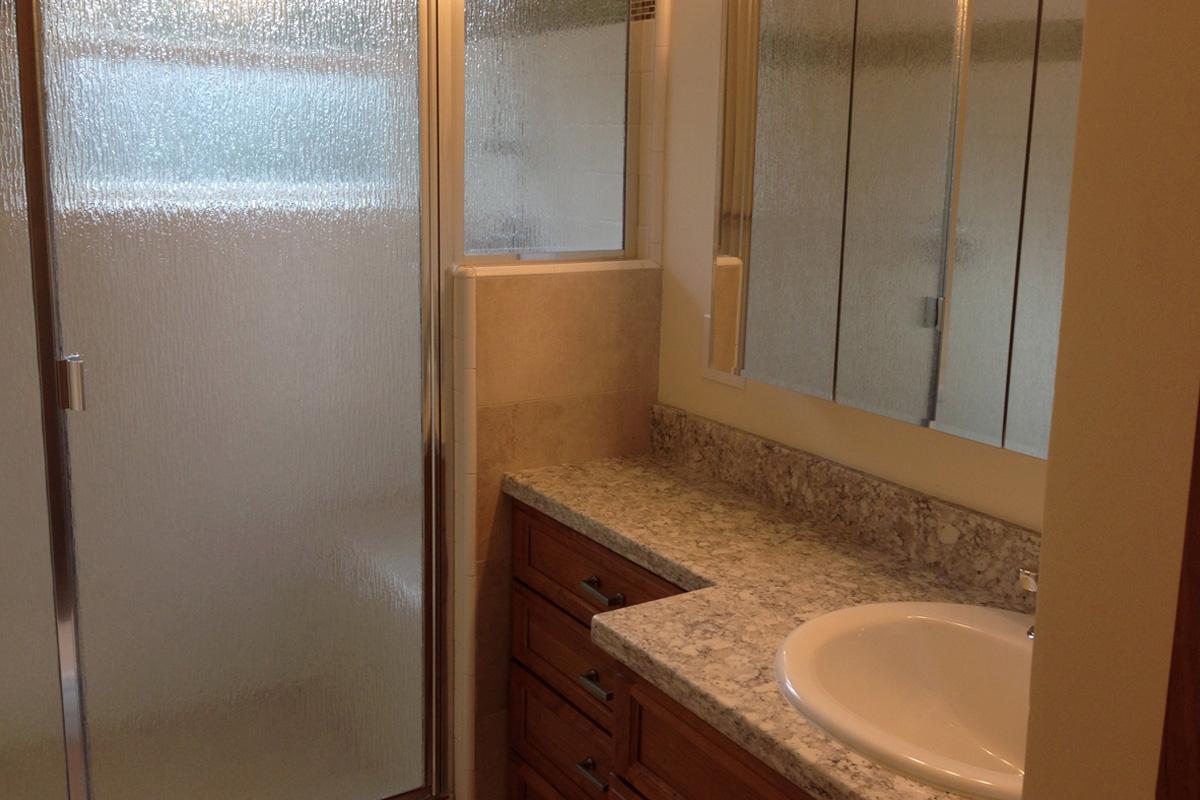 Fenolio Construction Inc. Los Gatos CA Apartment Building Bathroom Renovation