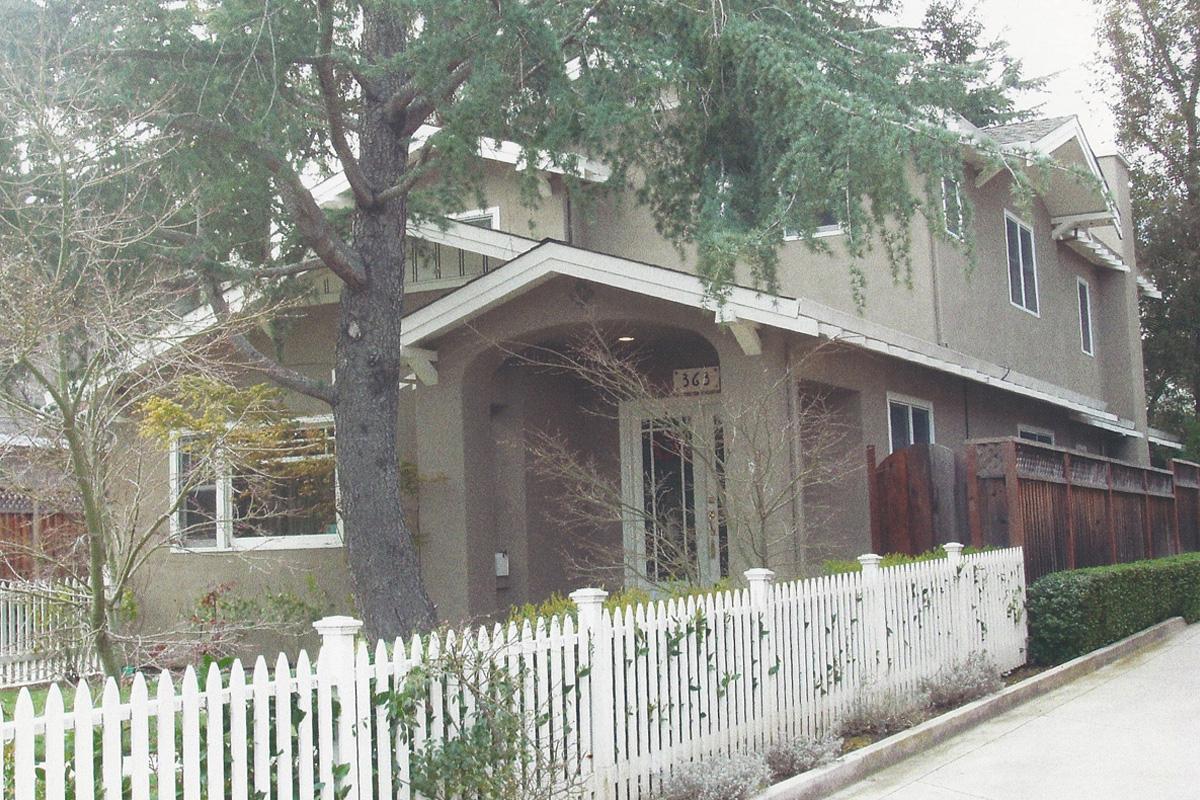 Fenolio Construction Inc. Los Gatos Ca Historic Residence Remodel
